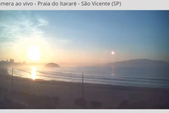 Praia do Itararé, São Vicente